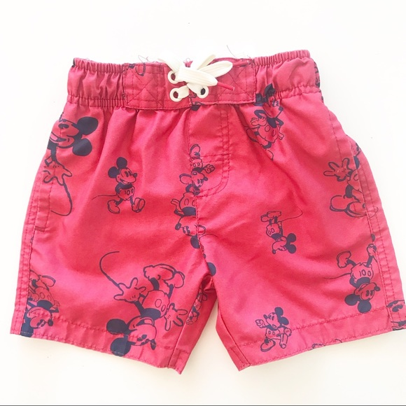 d12865a513 Junk Food Clothing Swim | Junk Food Mickey Mouse Shorts | Poshmark